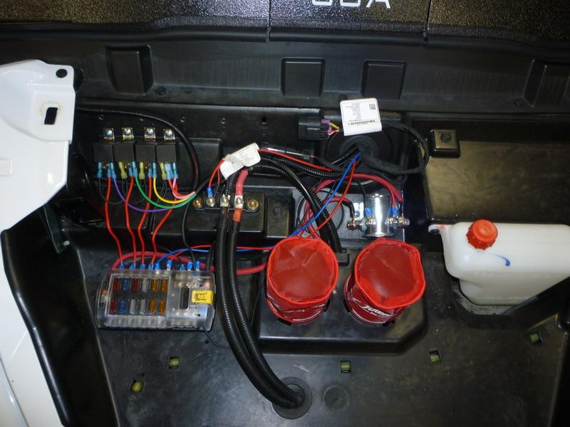 Fuse block and illuminated switches   Polaris General ForumPolaris General Forum