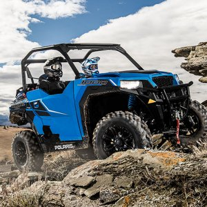 Polaris General Blue