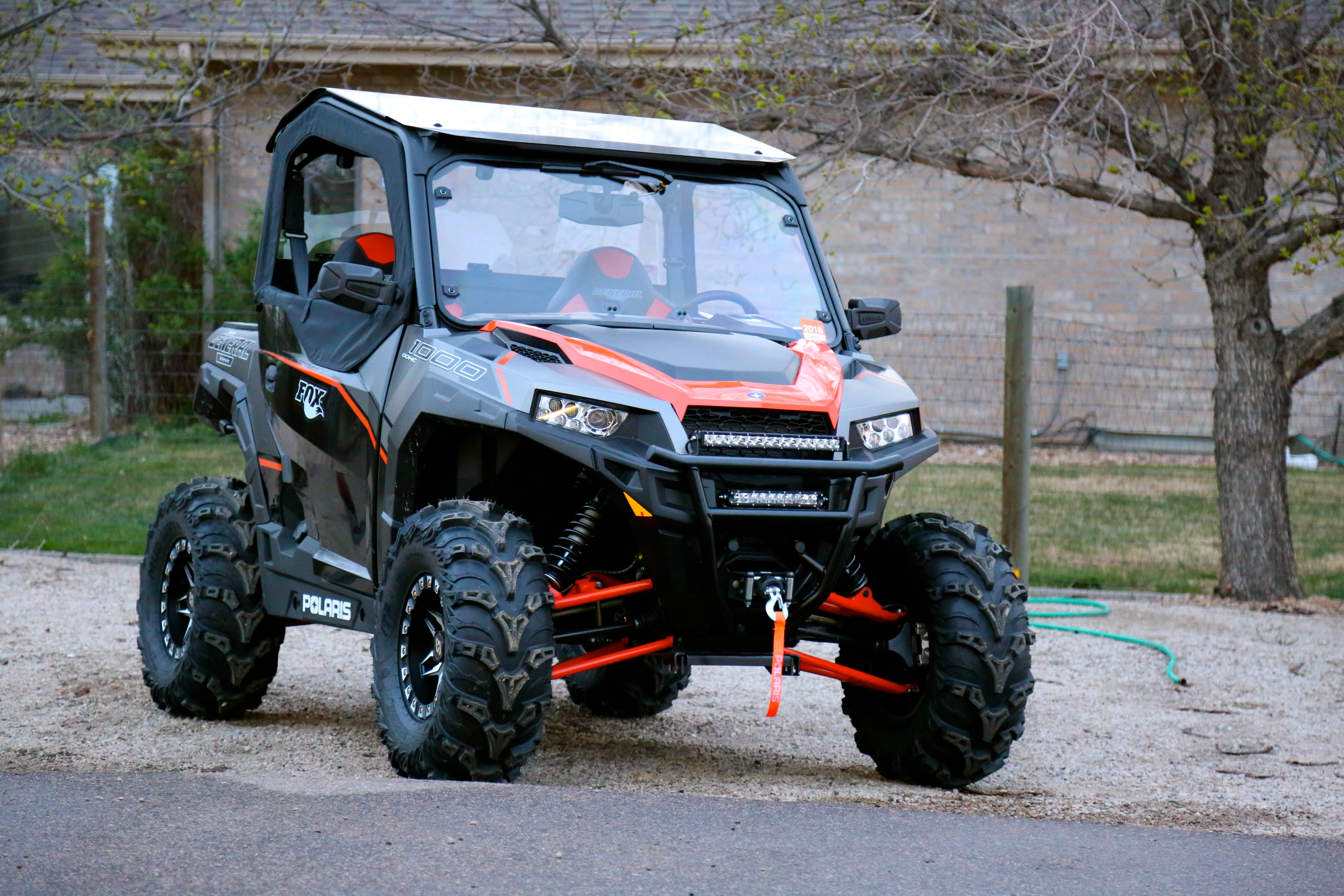 Polaris General 1000 >> Polaris General 1000 Forum - View Single Post - Post pictures of different tire and wheels setups